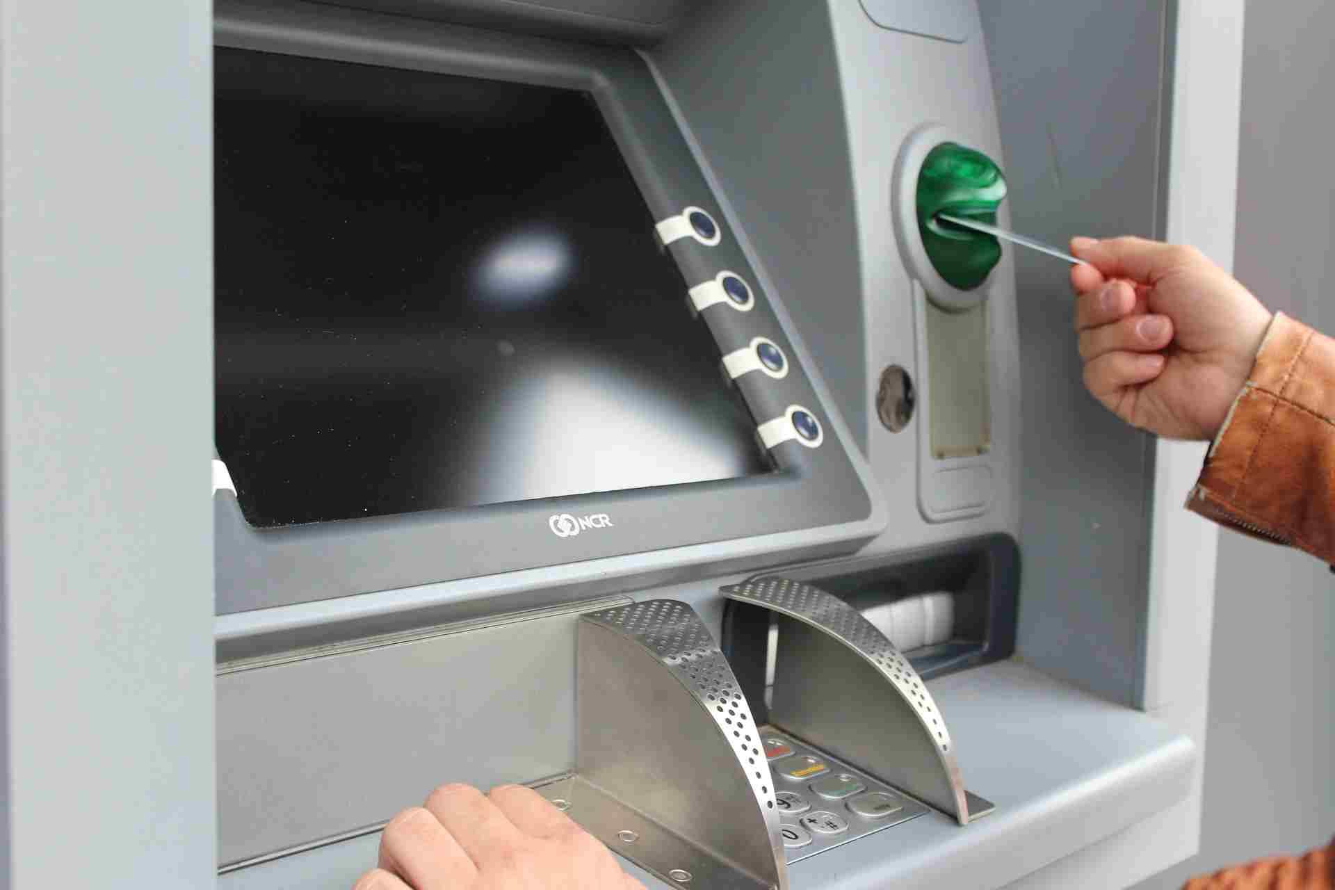Bitcoin geldautomaat