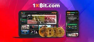 1xBit.com cryptocurrencies