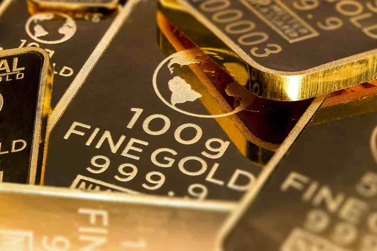 Takasbank goud