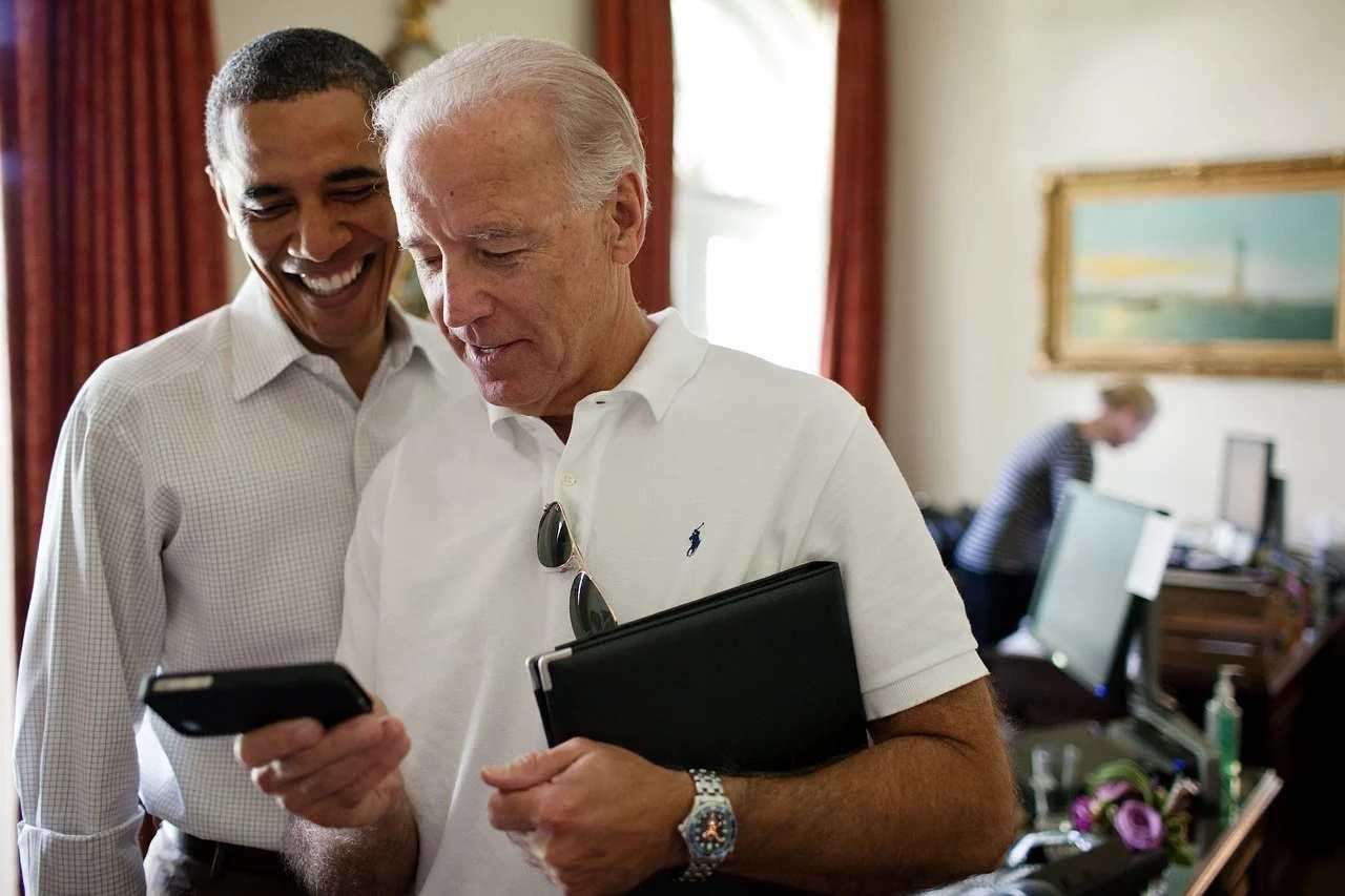 Joe Biden verkiezing
