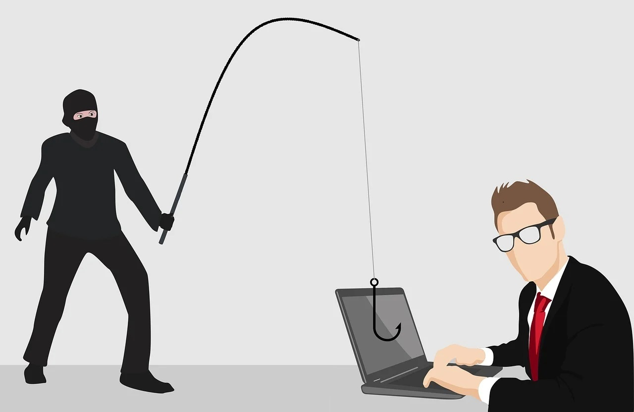 Ledger phishing-aanval