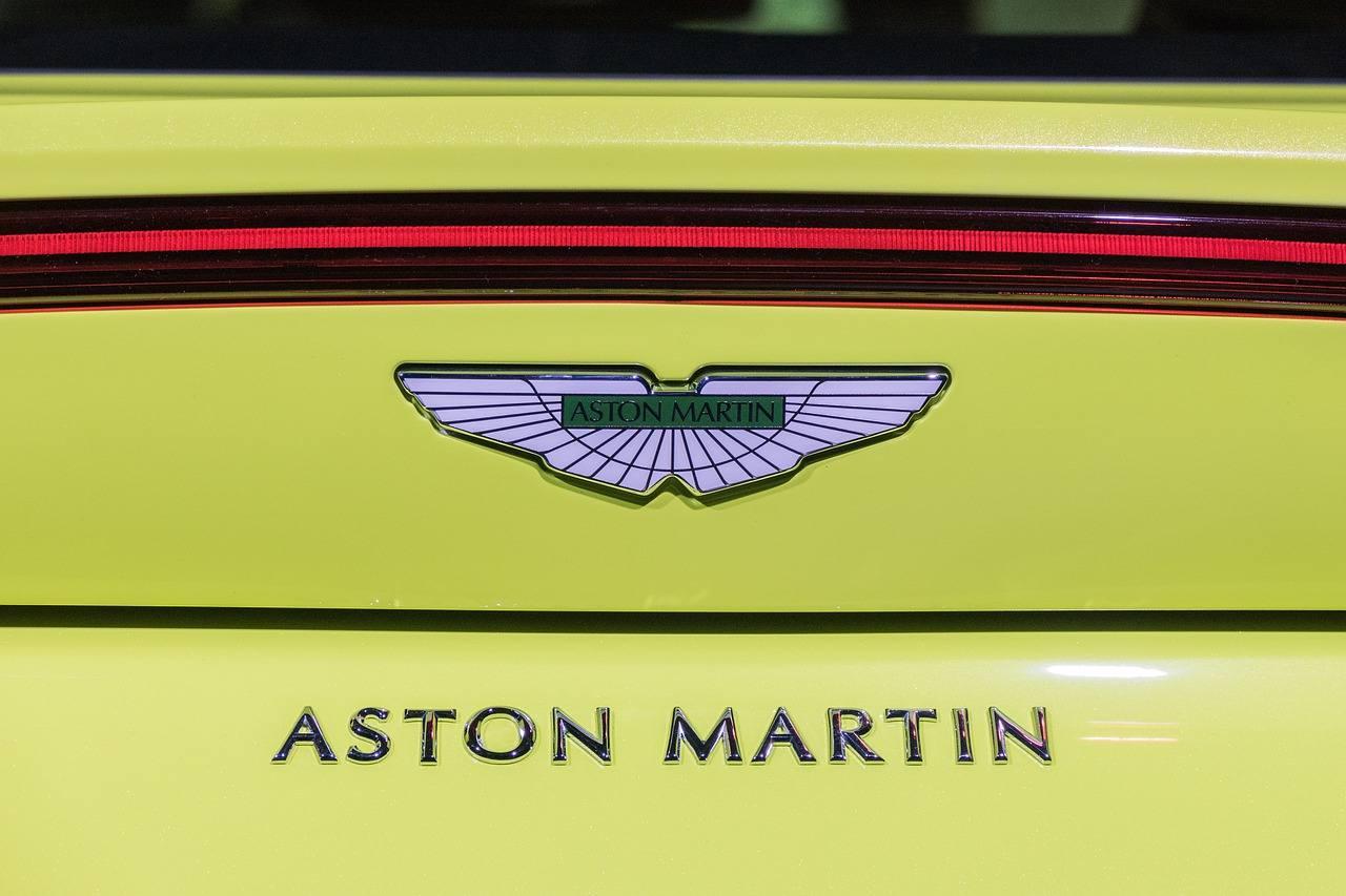 Crypto.com Aston Martin